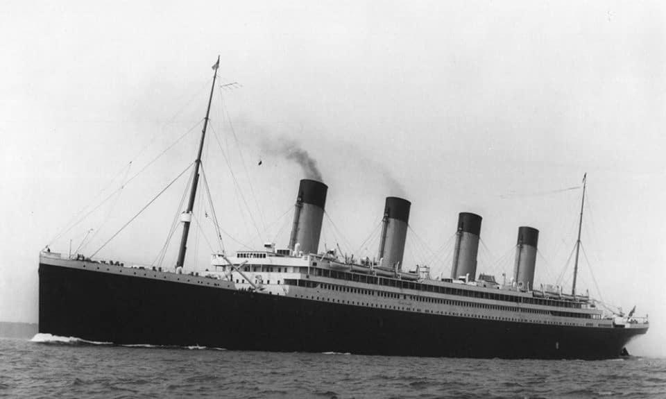 Enfin un site dédié à l'histoire du RMS Olympic