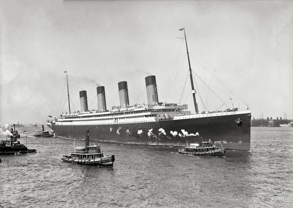 rms olympic 21 juin 1911