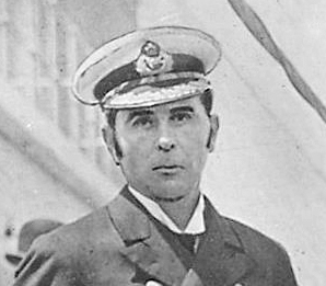 Le Capitaine Haddock et l'Olympic