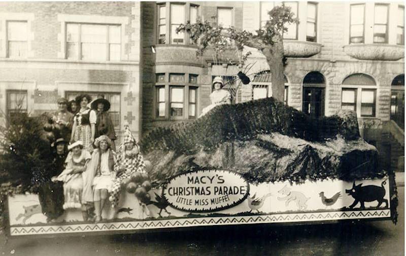 Les fêtes de Noël sur le RMS Olympic