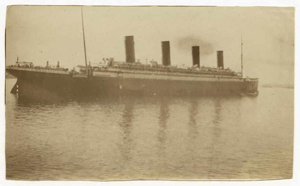 Olympic Première Guerre Mondiale