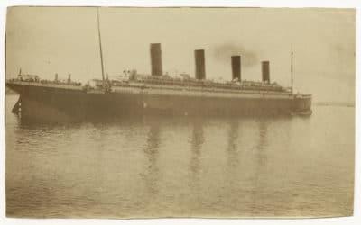 Première Guerre mondiale : HMT Olympic, Mission Méditerranéenne