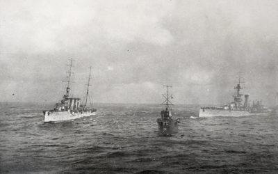 Témoignage : le naufrage du HMS Audacious