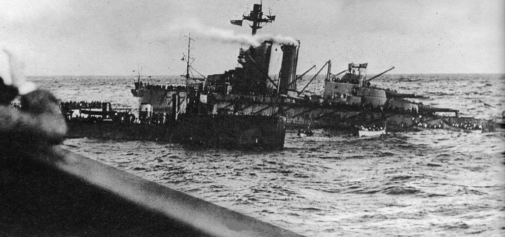 HMS Audacious RMS Olympic