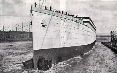 La FAQ du RMS Olympic
