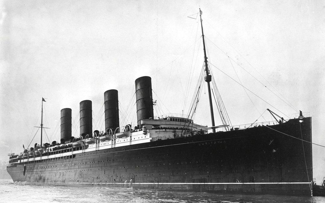 Le RMS Olympic et ses concurrents
