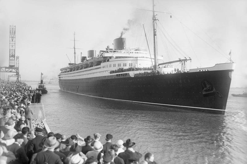 SS Bremen SS Europa, SS Liberté