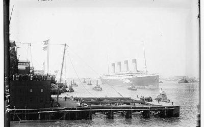 L'impact du RMS Olympic sur les infrastructures portuaires