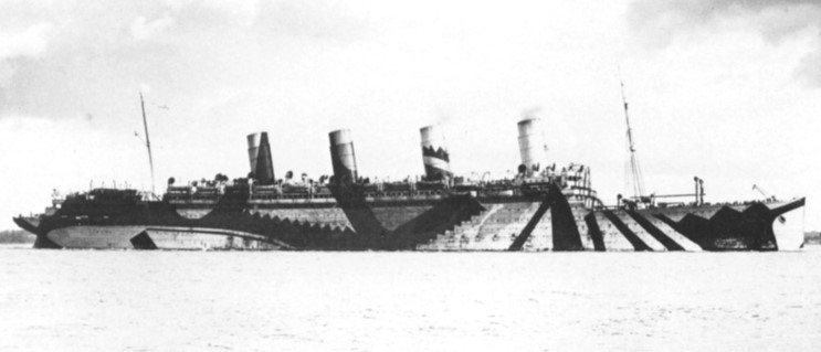 HMT Aquitania