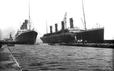 Les différences entre le Titanic et l'Olympic