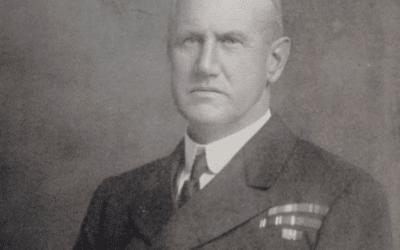 Le Capitaine Bertram Fox Hayes