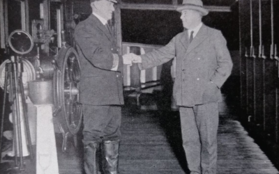 Les Capitaines du RMS Olympic