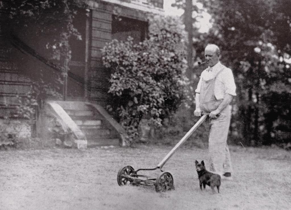 Sir Bertram Hayes en 1919