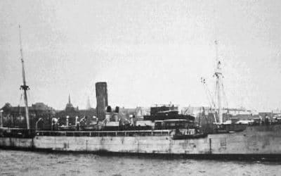 La Première Guerre mondiale en mer : Témoignage de Donald Stewart