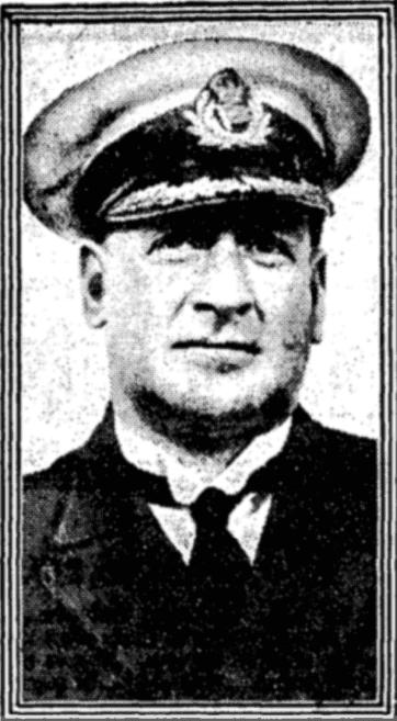 le Commodore William Marshall