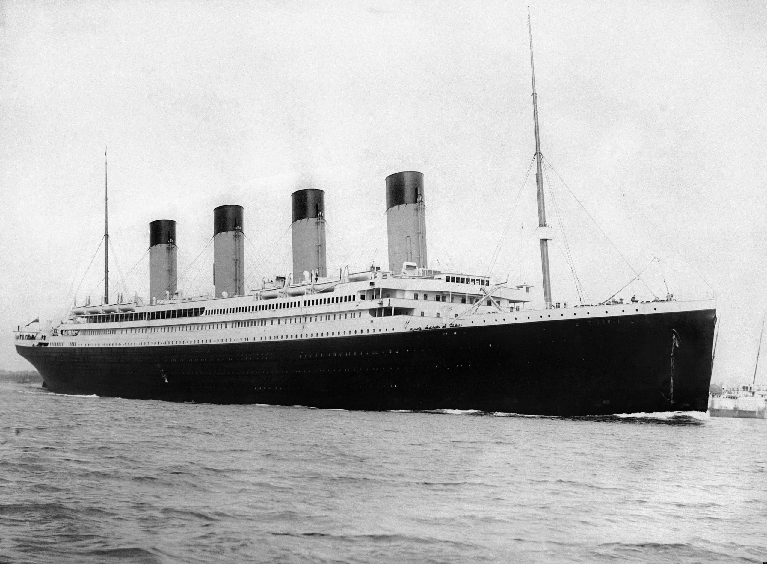 le rms titanic est le sister ship de l'olympic